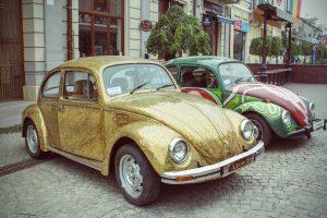 Rénovation de peinture pour voiture
